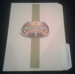 THE-LIBRARIANS-SCREEN-USED-GOLDEN-AXE-File-with-Paperwork-EP-103