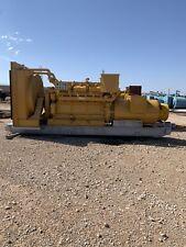 Cat Caterpillar D398 Generator Genset 840kw 600v