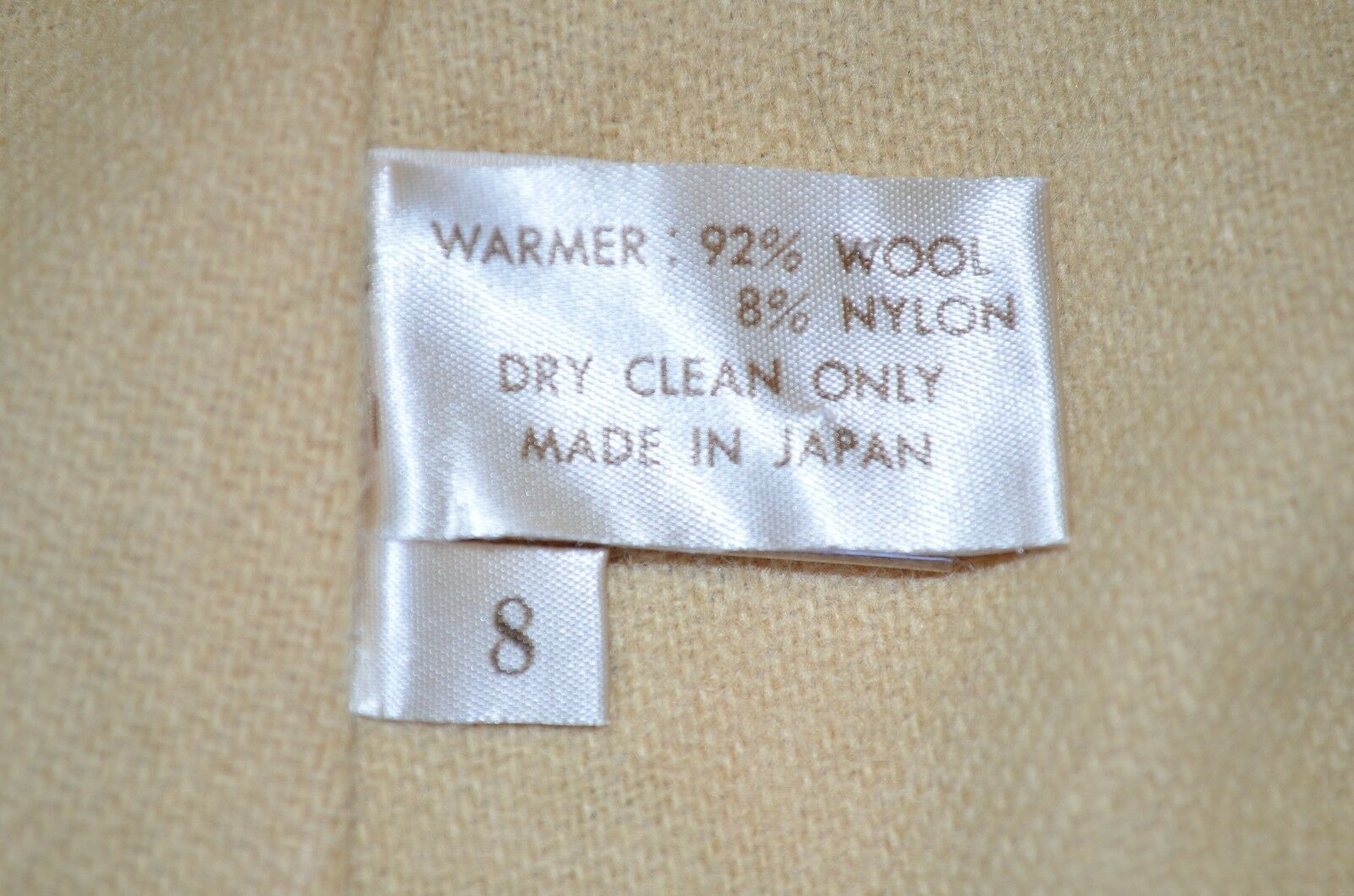 Bill Blass Trench Coat Removable Wool Lining Wome… - image 6