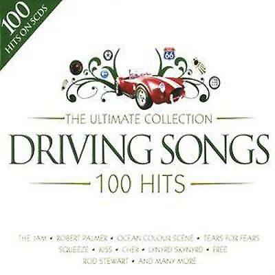 The Ultimate Collection - Driving Songs: 100 Hits CD NEW