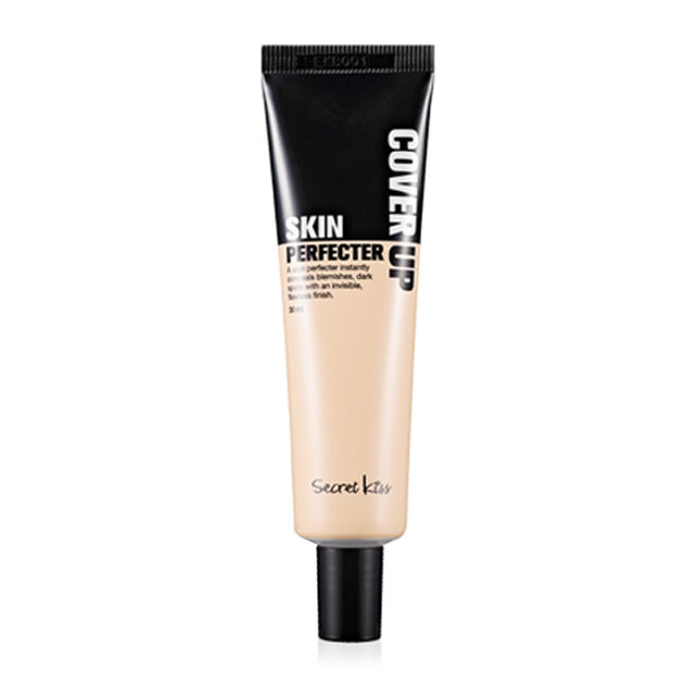 SECRET KEY ® New Cover Up Skin Perfecter (SPF30/PA++) 30ml 2 Color