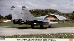 HASEGAWA-1-72-AEREO-MIG-29-FULCRUM-SNIPER-2003-00861