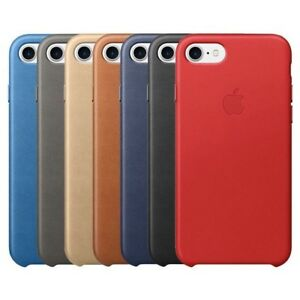 cheap for discount a2318 7ff54 Details about PU Leather Case Apple iPhone 6s/6 Plus/7 1:1 Original Copy  Quality Luxury Cover