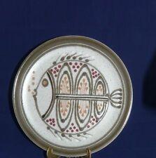 KMK Kupfermühle Dekor Agave Kollektion 38000 Teller Fischteller Wandteller 24,5