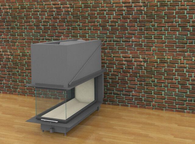 Brunner Panorama 51 66 50 66 Kamin Ofen Gunstig Kaufen Ebay