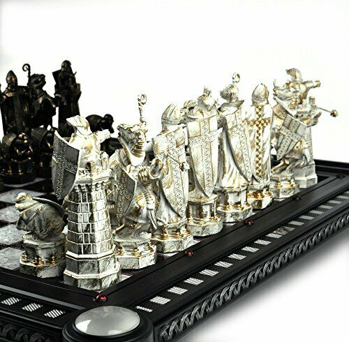 Harry Potter Final Challenge Chess Game 7979 7979 7979 NOBLE COLLECTIONS 299007