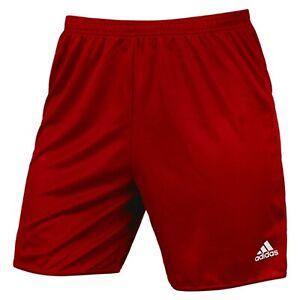 Adidas Men ESTRO 19 Short Pants Run Training Red Casual GYM Bottom ...