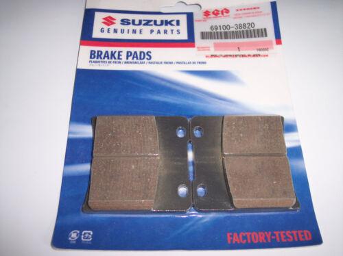 Bremsbeläge Original Suzuki Bremsklötzer Bremse VS1400 hinten Bremsbelag Bremse
