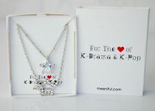 Korean Drama You're Beautiful rhinestone Star Necklace (US Seller)