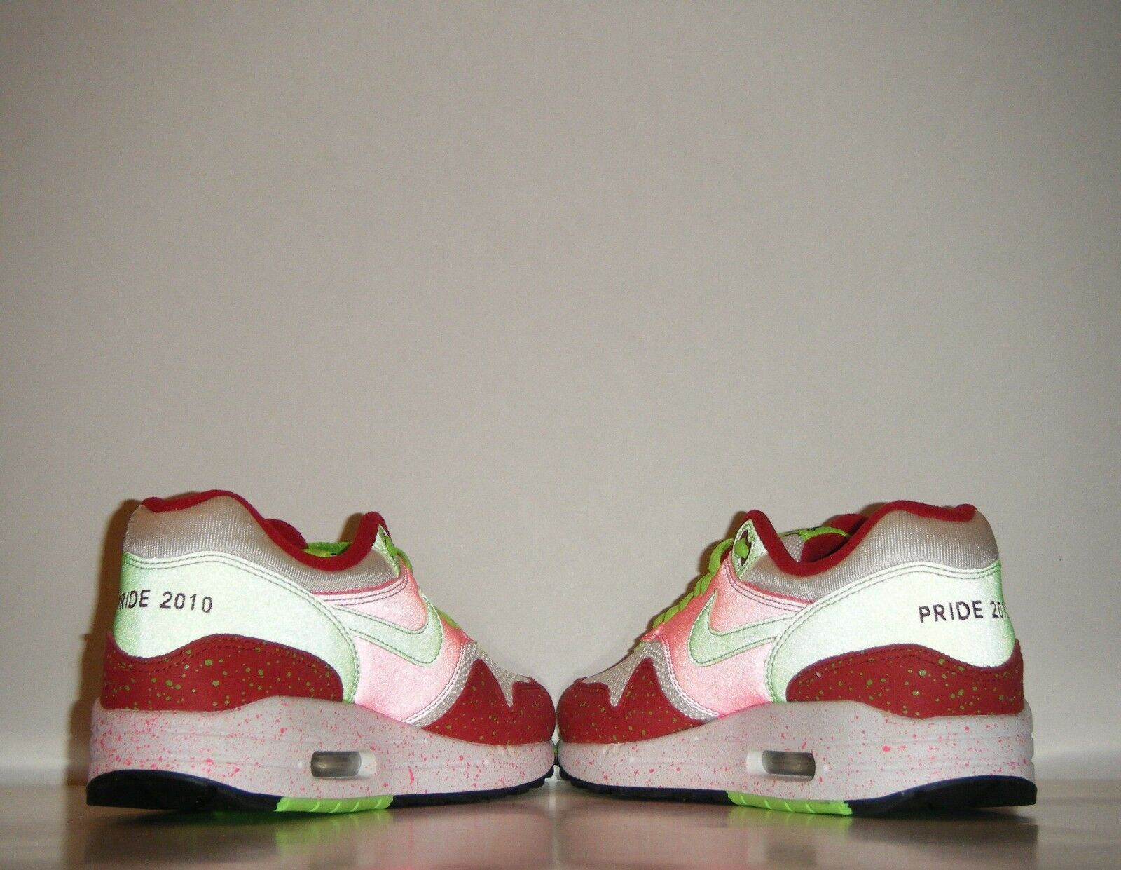 Nike Air Max 1 Premium ID 3M 3M ID Pink Pride Promo Sample SP Sz. 7 #BETRUE Powerwall ca6cf0