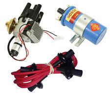 EMPI VW SVA Vacuum- Distributor Electronic Ignition, Red Screamer Kit KT-1001