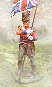 THE COLLECTORS SHOWCASE NAPOLEONIC BRITISH CS00560 FOOT GUARD KINGS COLORS MIB