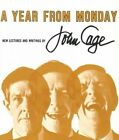 A Year from Monday: New Lectures and Writings by John Cage (Paperback, 1967)
