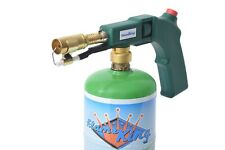 27000 Btu Propane Handheld Torch With Self Ignition For 1 Lb Propane Cylinder