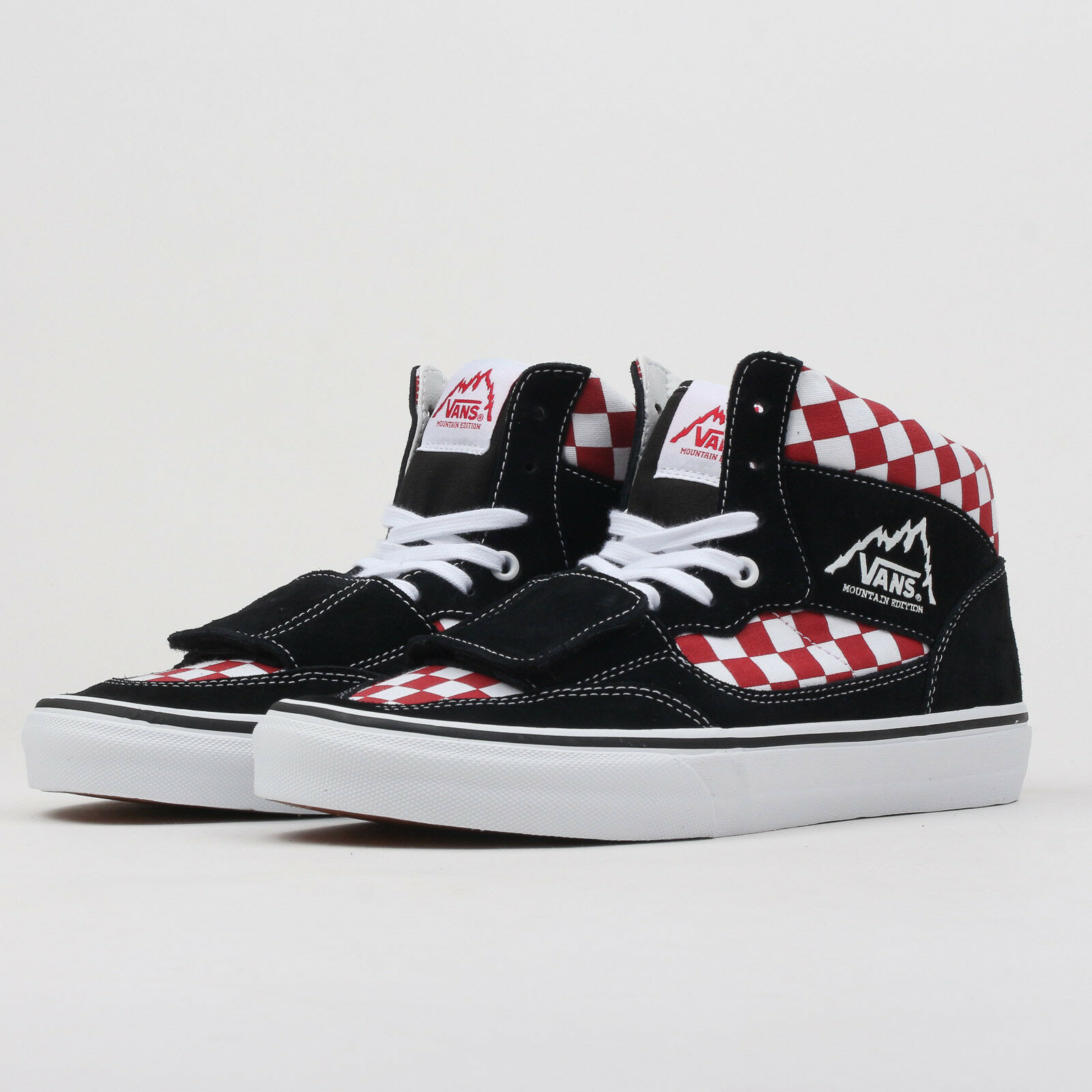 Vans Mountain Edition (checkerboard) 44,5, schwarz / ROT EU 44,5, (checkerboard) Männer c8977f