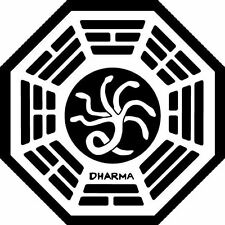 Framed Print – The DHARMA Initiative Station 1 The Hydra (LOST TV Show Art)