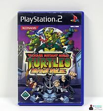 ★ Playstation PS2 - TEENAGE MUTANT NINJA TURTLES: MUTANT MELEE - Komplett OVP ★