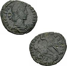 Constantius II Maiorina Heraclea 351-355 FEL TEMP REPARATIO Reiter Soldat RIC 82