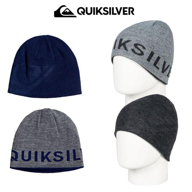 Quiksilver Mens Knox Snow Ski Beanie