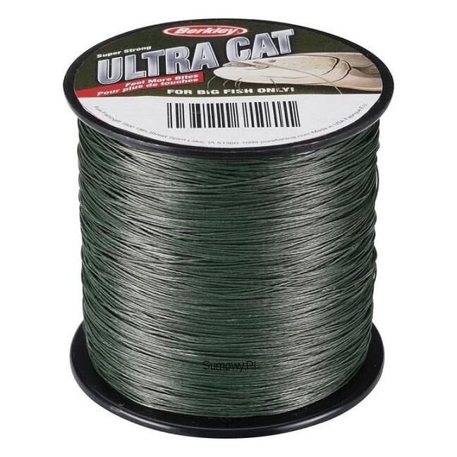 Berkley ULTRA CAT Braid 250m 0.40mm130LB 0.50 mm165LB 225 M 0.65mm220LB