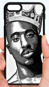 TUPAC-2PAC-2-PAC-HIP-HOP-RAP-PHONE-CASE-COVER-FOR-IPHONE-X-8-7-6S-6-PLUS-5S-5C-4