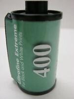 20 Rolls 35mm X 24 Exp Ultrafine Xtreme 400 Black & White Film 2020 Dating