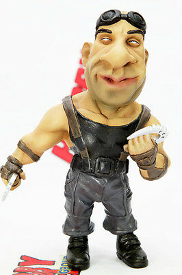 MARCOS MAIDANA BOXING ARGENTINE FUNNY PAINTED DEFORMED SD RESIN MODEL FIGURE