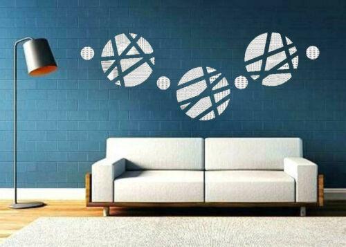 Wall Art Tessuto Cogs Steampunk BIRD COLLECTION Stencil artigianato Vetro mobili