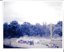 1957 Cottage Grove (Oregon) Speedway PHOTO Digital Scan SPRINT Car Auto Racing