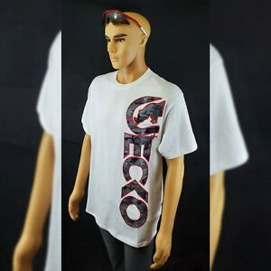 ECKO-UNLTD-TSHIRTS-MEN-REGULAR-FIT-SHORT-SLEEVE-SIZE-XL-ECKO-LOGO-GRAPHIC-WHITE