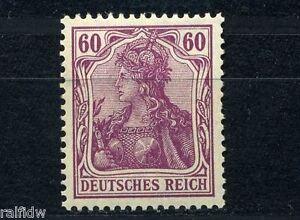 80-Pfg-Germania-1911-Friedensdruck-Michel-92-I-a-Befund-S1976