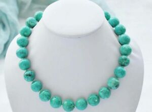 12mm-Old-Rock-Turquoise-Round-Gemstone-Necklace-18-034-JN71