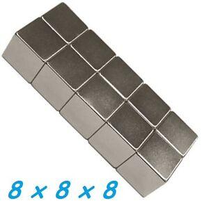 20-MAGNETI-NEODIMIO-8X8X8-MM-CALAMITA-POTENTE-FIMO-CERAMICA-MAGNETE-CALAMITE