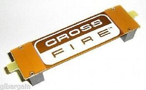 Cable crossfire