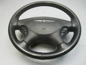 Chrysler-Voyager-IV-Rg-Volant-Cuir-Volant-Multifonctions