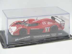 Ixo-Carrera-Coleccion-Le-Mans-1-43-Toyota-GT1-1999