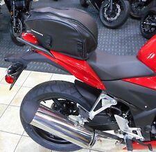 New 2015-2016 Honda CBR300R / CB300F Motorcycle Passenger Seat Bag Luggage