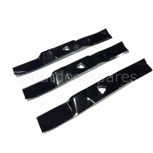 1134-9125-01 Genuine Part Stiga Park 125 Combi Pro Blade Set 3