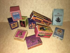 DIY-Papercraft-Dollhouse-Miniature-For-Harry-Potter-Fans-Weasley-039-s-Wheezes