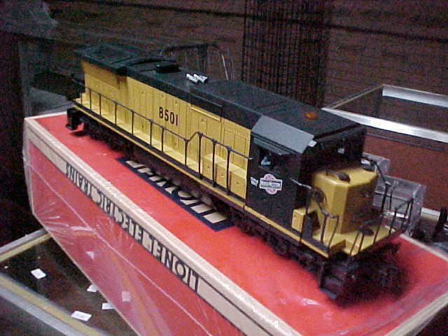 LIONEL - C &NW DASH -840 C,,järnvägSOUNDS
