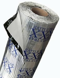 50-sq-ft-FATMAT-RATTLETRAP-Thick-Car-Sound-Deadening-Damping-Free-Dynamat-Roller