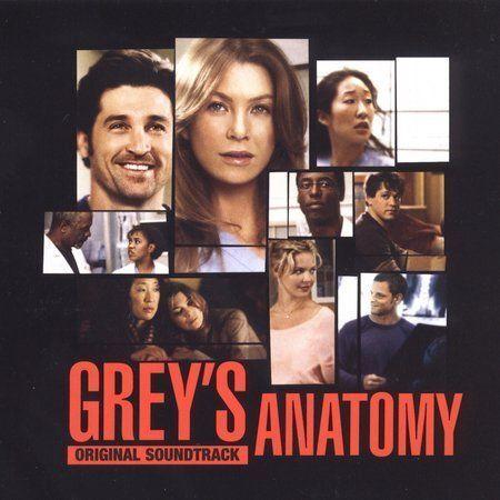 1 of 1 - NEW Grey's Anatomy (TV) (Audio CD)