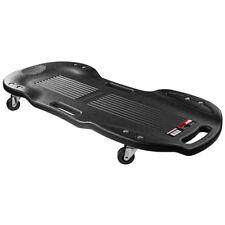 "Powerbuilt 34"" Plastic Floor Creeper Lightweight, Sturdy, Comfortable - 641931"