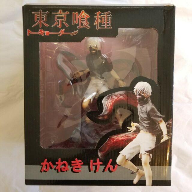 Action Figure New InBox Tokyo Ghoul Super Action Statue Ken Kaneki Awakened ver