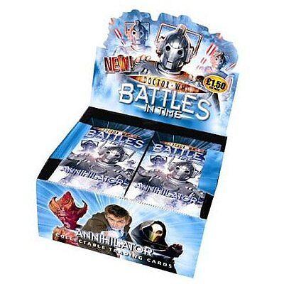 CHOOSE DEVASTATOR  DOCTOR WHO BATTLES IN TIME CARDS  1021 TO 1074...
