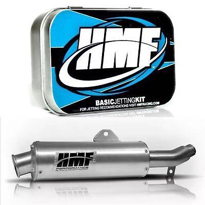 HMF Performance Series Slip-On Exhaust Honda TRX 400