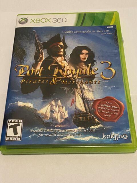 Port Royale 3: Pirates & Merchants Xbox 360 | eBay