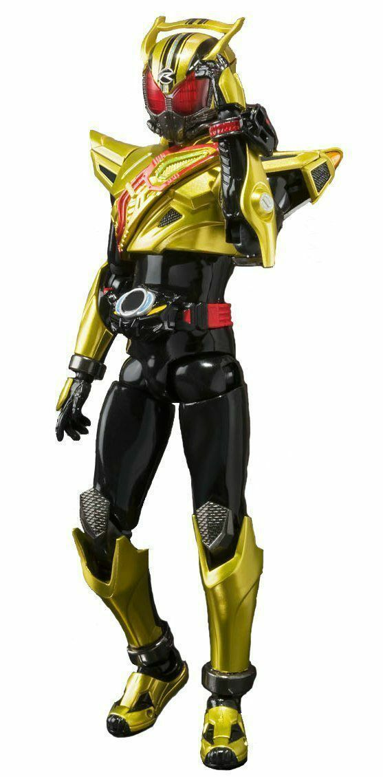 S.H.Figuarts Masked Kamen Rider GORD DRIVE Action Figure BANDAI NEW from Japan