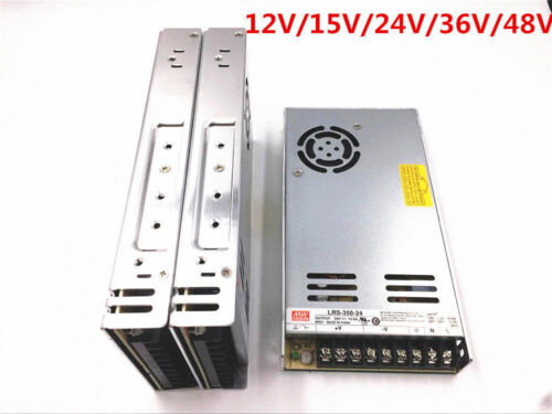350w Switching Power supply 12V//15V//24V//36V//48V Single Output Power Supply New