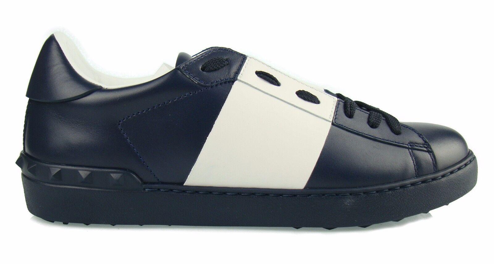 VALENTINO GARAVANI scarpe da ginnastica 470 Scarpe uomo MAN scarpe 100%AUTg7W